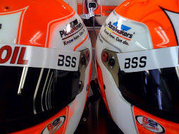Wade Cunningham Helmet