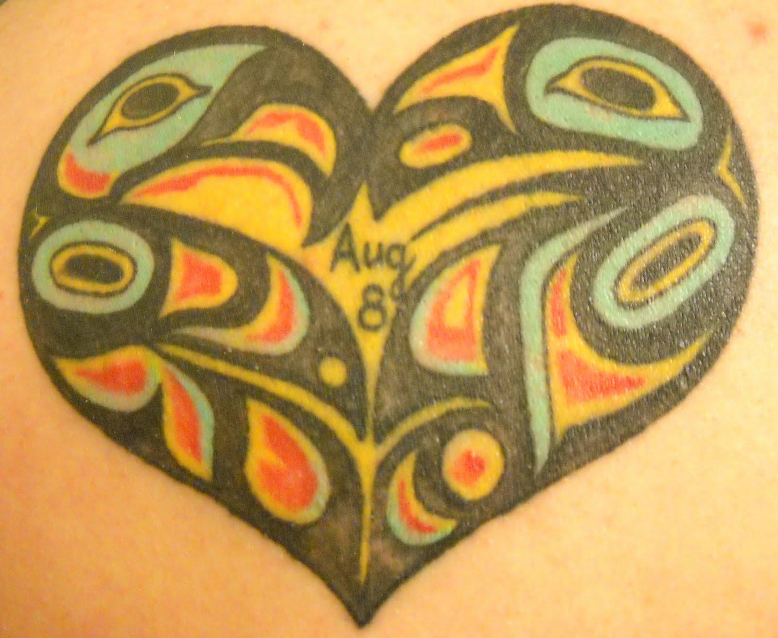 Tlingit Raven Design