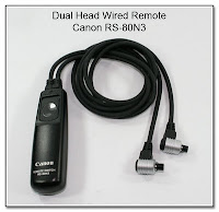 LT1032: Dual Head Wired Remote RS-80N3