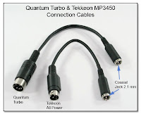 SC1017f: Quantum Turbo & Tekkeon Battery Pack Connection Cables