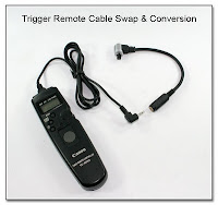 Trigger Remote Cable Swap & Conversion