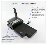 CP1033e: Dual FlexTT5 Mounting Bracket