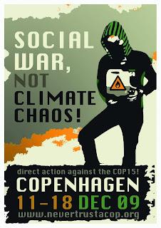 Social War, Not Climate Chaos