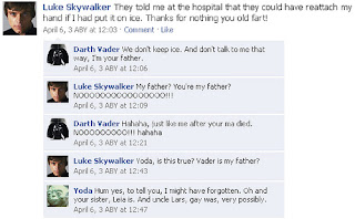 Star Wars Facebook_Luke Skywalker Hand Ice