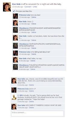 Star wars Facebook_Han Solo Coruscant
