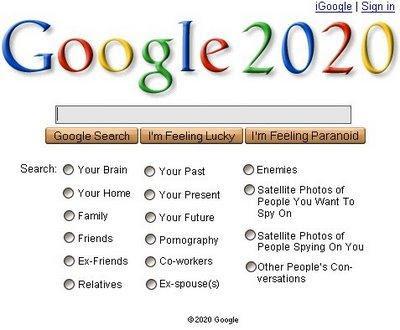 Google en 2020