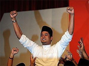 Khairy Buka Peluang Orang Muda
