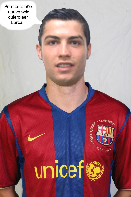 Los Deseos De Cristiano Ronaldo Para El A  O Nuevo