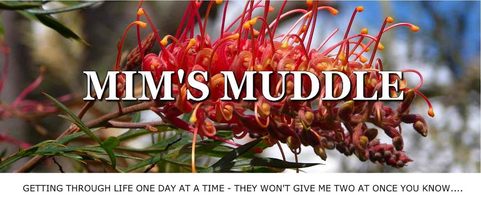 Mim&#39;s muddle
