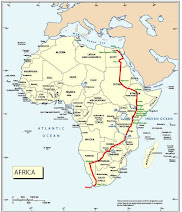 De Tour d'Afrique route