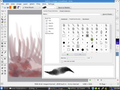 Krita - Free Image Editor Software