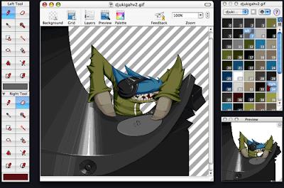 Pixen - Free Image Editor Software