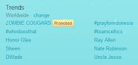 #prayforindonesia Become Worldwide Trending Topic on Twitter