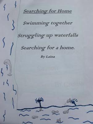 Schooling Salmon Salmon Poems