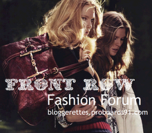 Join the Fashion Forum