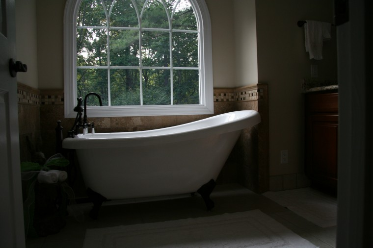 Mike Spann Carpentry Raleigh - Raleigh bathroom remodeling contractor