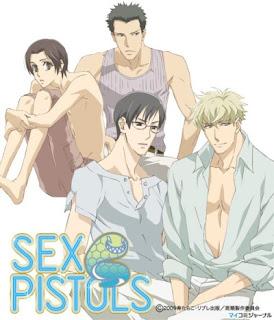 Sex Pistols OVA 2 Free