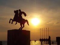 Αλέξανδρος ο Μακεδών θαυμαστόν βίον εβίωσε