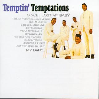 The Temptations - The Temptin' Temptations