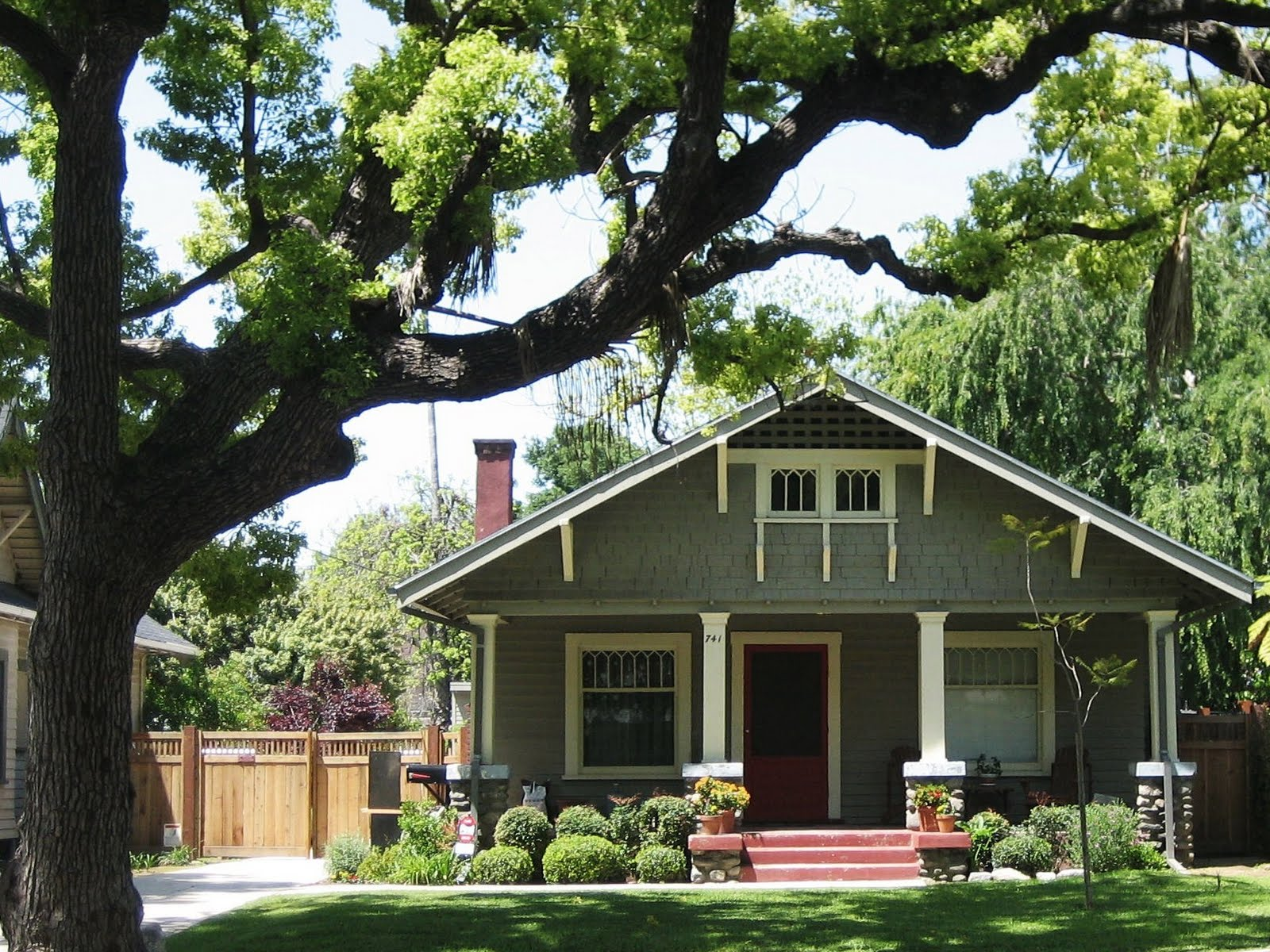 L a places bungalow heaven for American craftsman homes