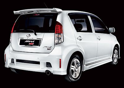 Review of the Myvi Perodua, a Malaysian Car