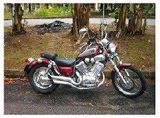 MY VIRAGO XV535 JLY 7134