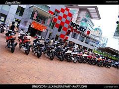 Ducati showroom