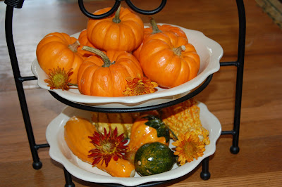 Fall Decorating Ideas From the Grocery Store momspark.net