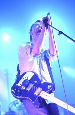 thom yorke radiohead concert