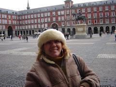 Rodando pela Europa - Madrid - ES