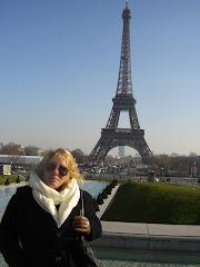 Rodando pela Europa - Torre Eifel - Paris - FR