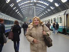 Rodando pela Europa - Milão - IT