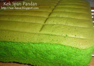 Kek Kukus Pandan http://ajilbab.com/kek/kek-pelangi-resepi-heritages ...