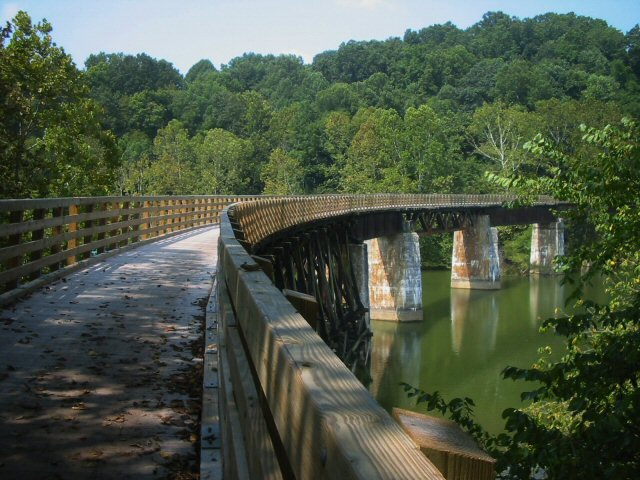 Virginia Creeper Trail