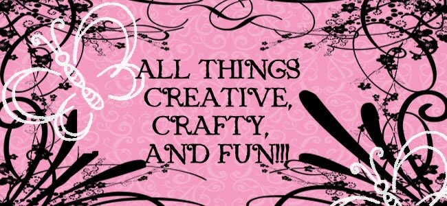 All Things Creative, Crafty, and Fun