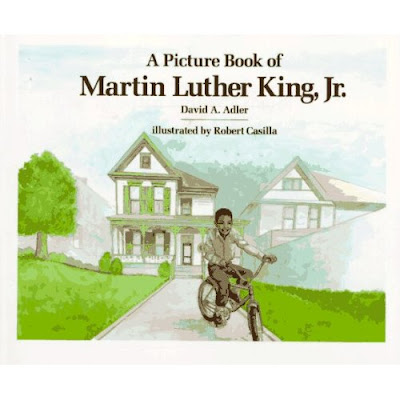 Martin luther king jr biography for 3rd graders