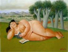 Galería de pinturas sobre lectura