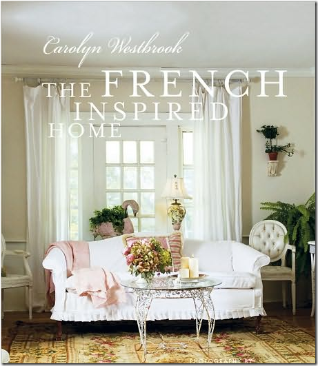 Maison decor a french decorating book and blog for French inspired home designs