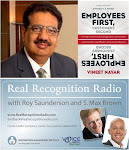 Vineet Nayar, CEO, HCL Technologies, featured on Real Recognition Radio - Dec 7, 2010