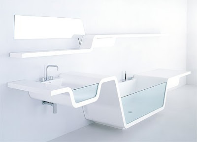 Collection of Modern Bathroom