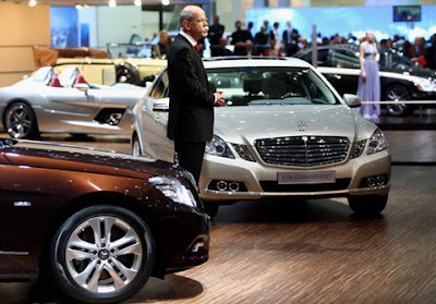 Geneva Auto Show - Mercedes-Benz