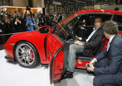 Porsche GT3 - Auto Show