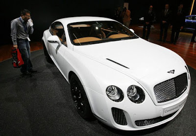 Bentley Continental Supersports - Auto Show