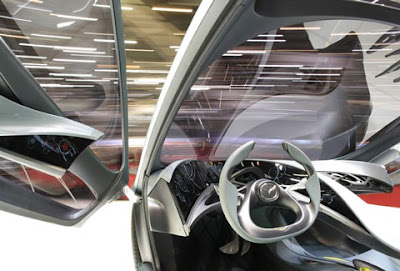 Mazda Kiydra Concept - Geneva Auto Show