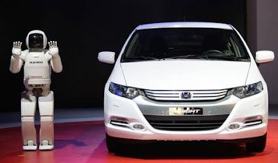Honda Insight -  Geneva Auto Show