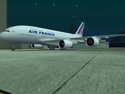Airbus A380 800 Air France  Airbus+A380+800+Air+France+%5Bwww.thegtamods.com%5D1