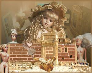 ..............Casa de muñecas.................