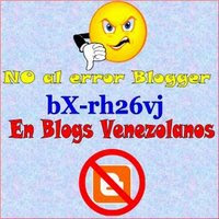 No al error en nuestros Blogs