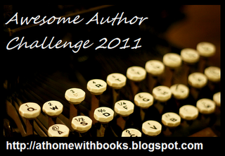 Awesome Author Challenge 2011 &#8211; Completed!