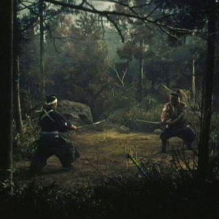 fotograma de 'Samurai II, Duel at Ichijoji Temple', de Hiroshi Inagaki